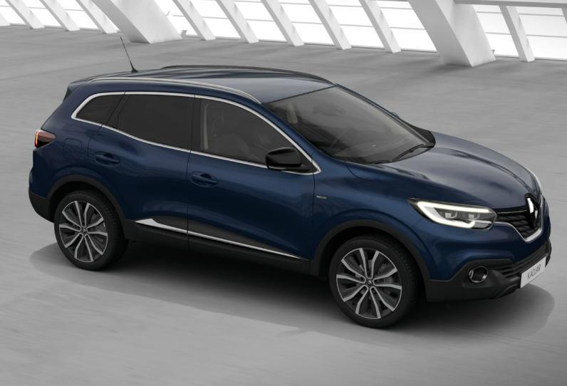photo Renault Kadjar Bose Edition Dci 110