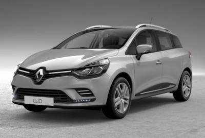 Photo Renault Clio Estate Zen Dci 75