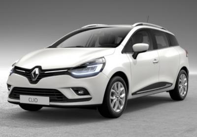 Photo Renault Clio Estate Intens Dci 110