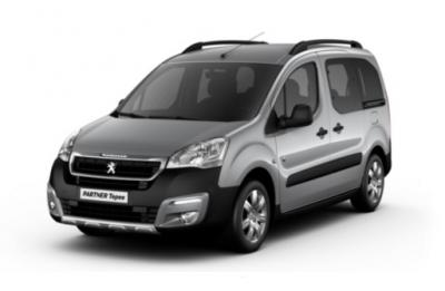 Photo Peugeot Partner Tepee Adventure Edition 1.6 BlueHDI 100