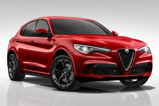 alfa rom o stelvio quadrifoglio 2 9 v6 biturbo 510 at8 q4 priscar. Black Bedroom Furniture Sets. Home Design Ideas