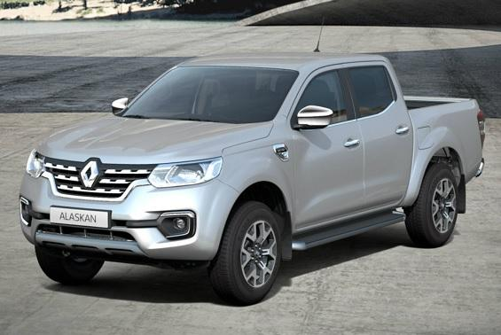photo Renault Alaskan Zen 2.3 Dci Turbo 160 S&S