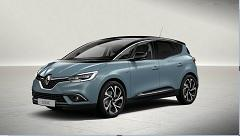 Photo Renault Scénic 4 Bose Dci 110 Hybrid Assist