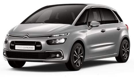 citroen c4 spacetourer shine 1 2 puretech 130 s s priscar. Black Bedroom Furniture Sets. Home Design Ideas