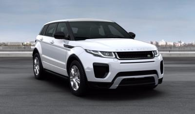 Photo Land Rover Evoque SE Dynamic 2.0 eD4 150 2WD