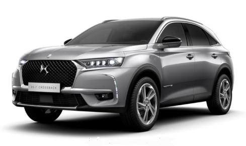 photo DS7 Crossback Grand Chic 2.0 BlueHDI 180 EAT8