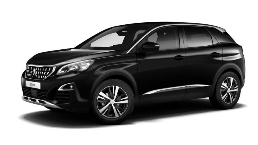 peugeot 3008 allure 1 5 bluehdi 130 s s eat8 priscar. Black Bedroom Furniture Sets. Home Design Ideas