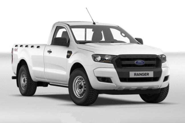 ford ranger simple cabine xl tdci 160 4x4 priscar. Black Bedroom Furniture Sets. Home Design Ideas