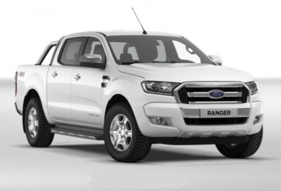 Photo Ford Ranger Double Cabine XLT Limited Tdci 160 4x4