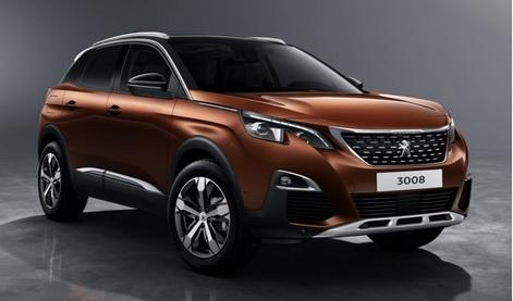 photo Peugeot 3008 Crossway 1.5 BlueHDI 130 S&S EAT8