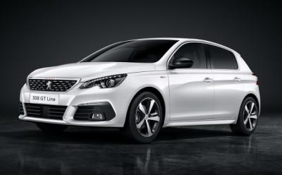 Photo Peugeot 308 GT Line 1.5 BlueHDI 130 S&S EAT8
