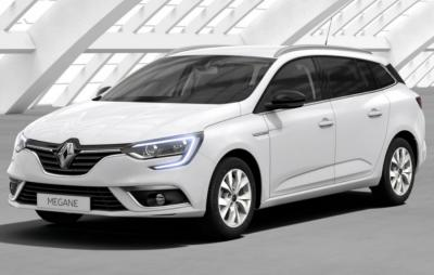 Photo Renault MEGANE 4 Estate Limited Dci 90