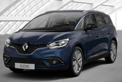 Photo Renault Grand Scénic 4 Limited Dci 110