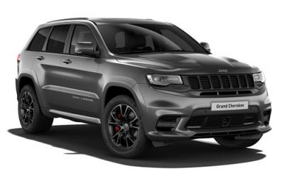 Photo Jeep Grand Cherokee SRT 6.4L V8 Hemi 468 BVA