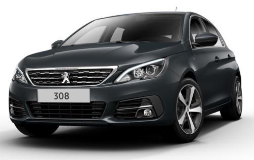 photo Peugeot 308 Tech Edition 1.5 BlueHDI 130 S&S