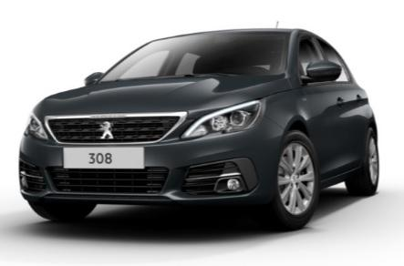 peugeot 308 style 1 2 puretech 110 s s priscar. Black Bedroom Furniture Sets. Home Design Ideas