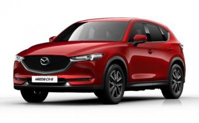 Photo Mazda CX5 Zenith Cuir White 2.0 L 165 2WD
