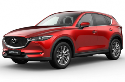 Photo Mazda CX5 Zenith Black 2.5 SkyActiv-G 194 4WD AT