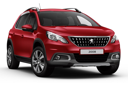 photo Peugeot 2008 Allure 1.6 BlueHDI 100