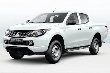 Photo Mitsubishi L200 Double Cab Inform Clim 250 DI-D 154