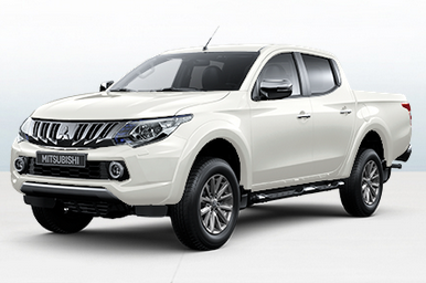 Photo Mitsubishi L200 Double Cab Instyle 300 DI-D 181 5AT