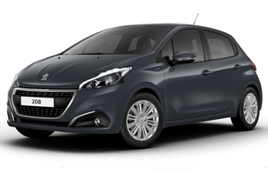 Photo Peugeot 208 Signature BlueHDI 100 S&S