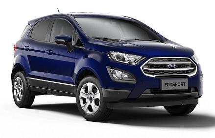 photo Ford Ecosport Trend 1.5 Ecoblue 100 S&S