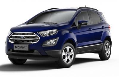 Photo Ford Ecosport Trend Plus 1.5 Ecoblue 100 S&S