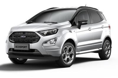 Photo Ford Ecosport ST Line 1.0 Ecoblue 125 S&S 4x4