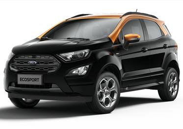Photo Ford Ecosport ST Line Black Edition 1.5 Ecoblue 125 S&S