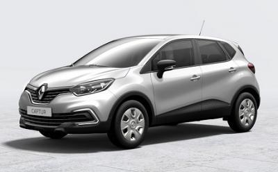 Photo Renault Captur Life Dci 90