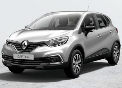 Photo Renault Captur Zen Dci 90