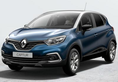 Photo Renault Captur Limited Tce 90