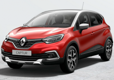Photo Renault Captur Intens Dci 90