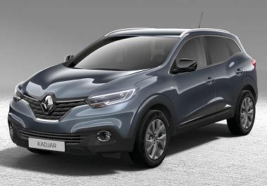 Photo Renault Kadjar Limited Tce 140 FAP