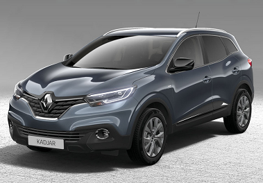 Photo Renault Kadjar Limited Blue Dci 115