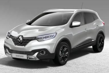Photo Renault Kadjar S-Edition Tce 140 FAP