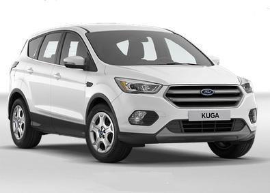 Photo Ford Kuga Trend 2.0 Tdci 150 S&S 4WD