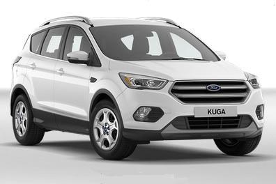 Photo Ford Kuga Business 2.0 Tdci 150 S&S Powershift 4WD