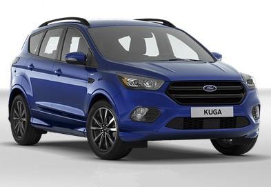Photo Ford Kuga ST Line 2.0 Tdci 180 4WD