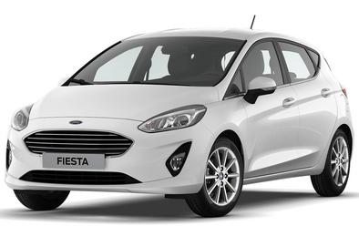 Photo Ford Fiesta Titanium 1.5 Tdci 85