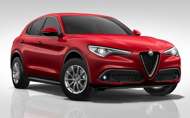 photo Alfa Roméo Stelvio 2.2 JTDm 160 AT8