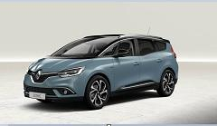 Photo Renault Grand Scénic 4 Bose Edition Blue Dci 120