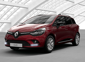 Photo Renault Clio Estate Limited Dci 75