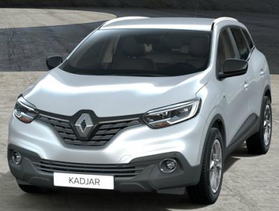 Photo Renault Kadjar Limited Tce 160 FAP