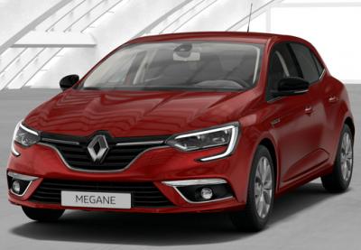 Photo Renault Megane 4 Limited Tce 140 FAP