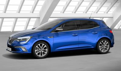 Photo Renault Megane 4 GT Line Blue Dci 115