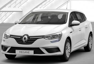 Photo Renault Megane 4 Estate Life Tce 100