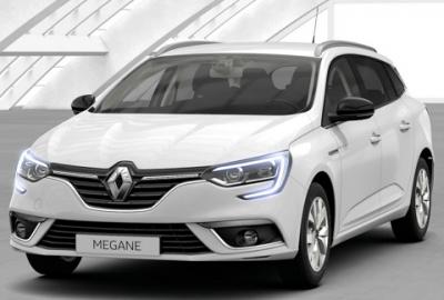 Photo Renault Megane 4 Estate Limited Tce 140 FAP