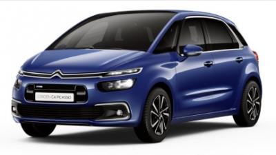 Photo Citroen C4 SpaceTourer Feel 2.0 BlueHDI 160 S&S EAT8